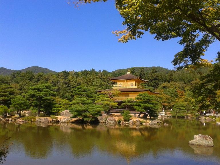 Kinkaku-ji, il Padiglione d'Oro di Kyoto