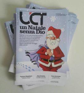 Copertina di UCT Dicembre
