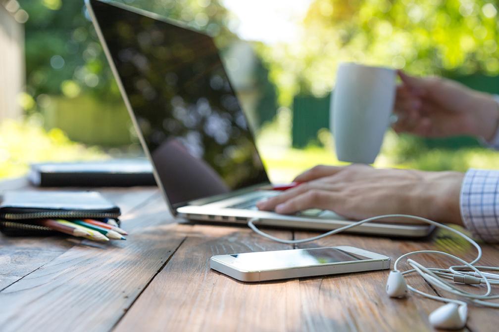 Lavorare da casa in smart working