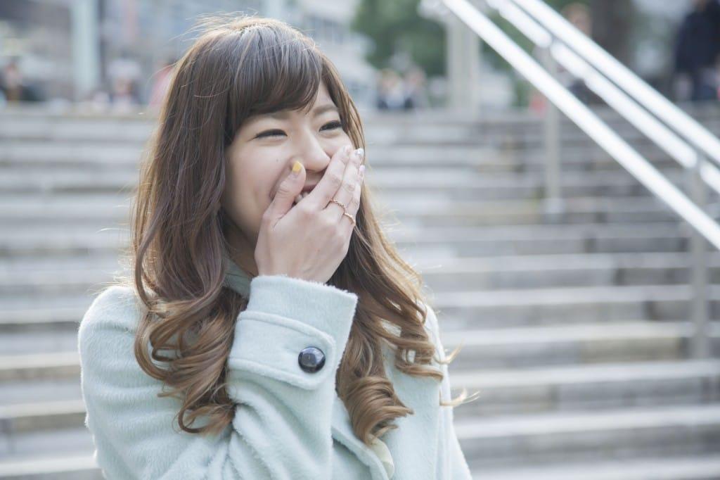 Sorriso giapponese